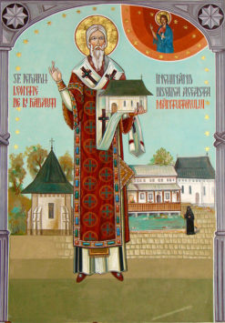 Святитель Леонтий Радовецкий