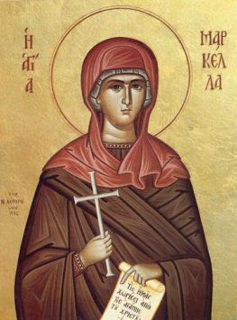 Мученица Маркелла Хиосская (III в.)