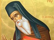 Преподобный Никодим Святогорец (+1809)