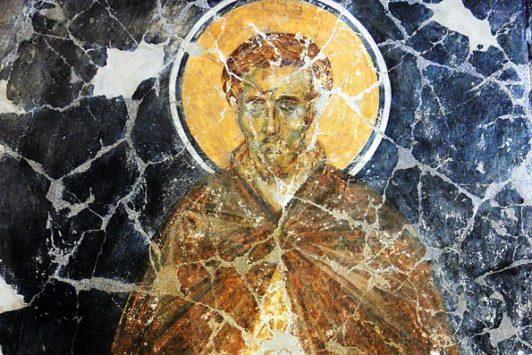 Преподобный Акакий Синайский (VI в.)