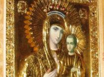 Радомышльская икона Матери Божьей
