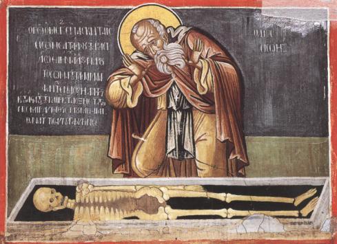 Преподобный Сисой Великий (+429)