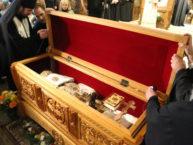 Для Бруклинского собора передана часть мощей св. Мардария – первого сербского епископа Америки и Канады