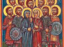 Память девяти братьев Херхеулидзе, их сестры и матери, а также 9000 грузин (+1625)