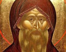 Преподобный Ор Фиваидский