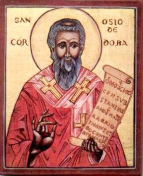Святой Осий Кордовский (+359)