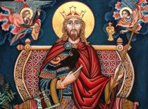 Святой Освальд, король и мученик (+642)