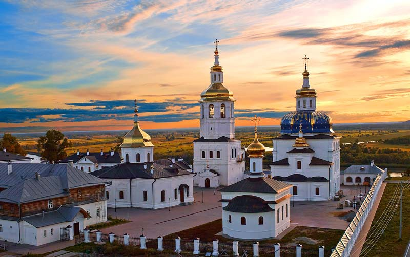 Абалакский Знаменский монастырь