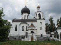 Монастырь блаженной Ксении Петербургской д. Барань