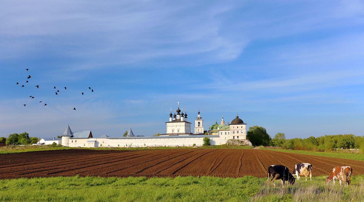 Троицкий Белопесоцкий женский монастырь