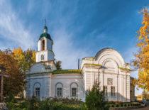 Богоявленский женский монастырь с. Диковка