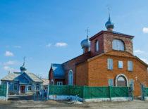 Монастырь святого Димитрия Солунского на Алтае