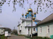 Успенский Домбокский женский монастырь
