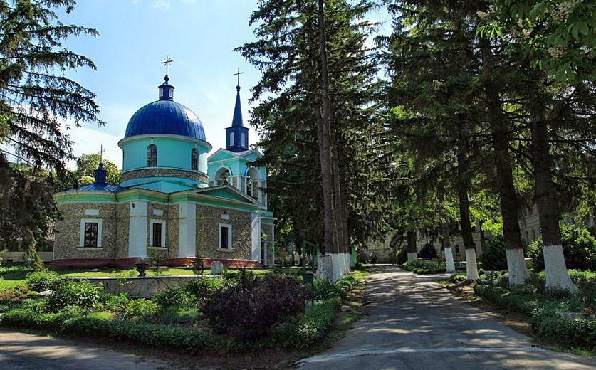 Гиржавский Вознесенский монастырь
