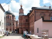 Гуслицкий Преображенский монастырь