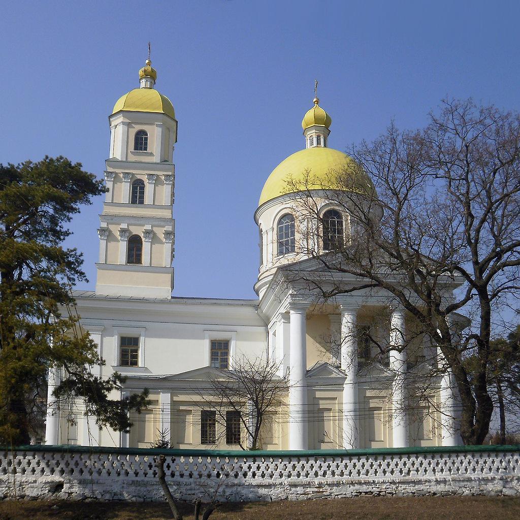 Белоцерковский женский монастырь святой Марии Магдалины