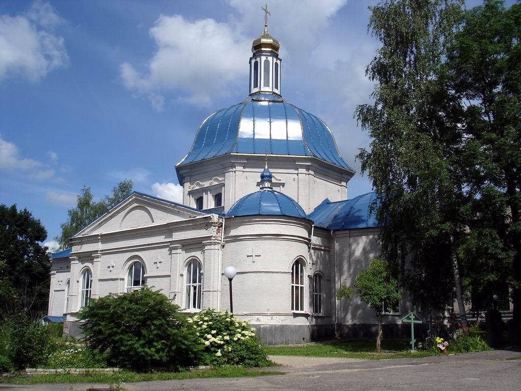 Свято-Троицкий Марков монастырь