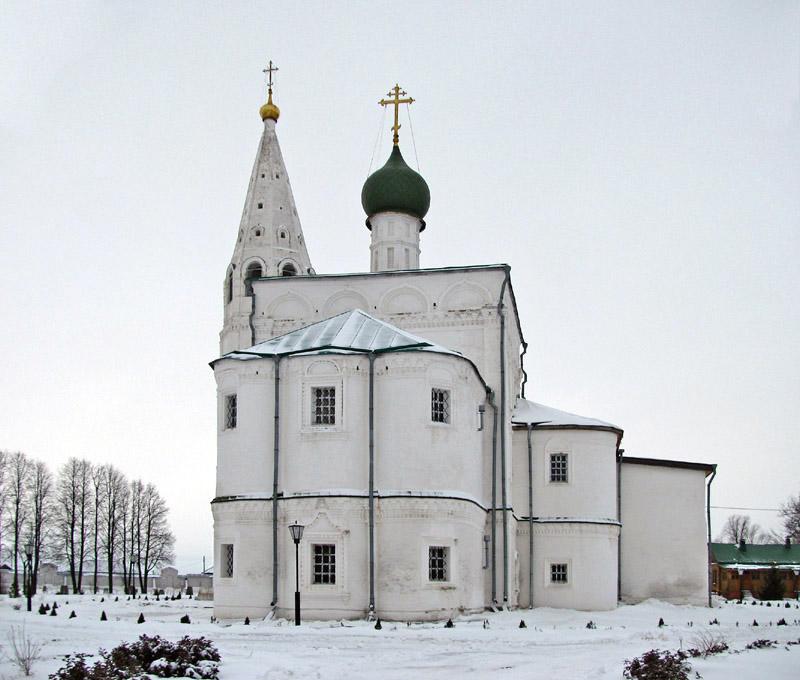 Ежовский Мироносицкий женский монастырь