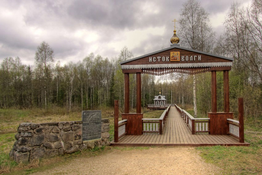 Волховерховский Ольгин монастырь