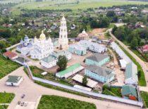 Православные монастыри мира
