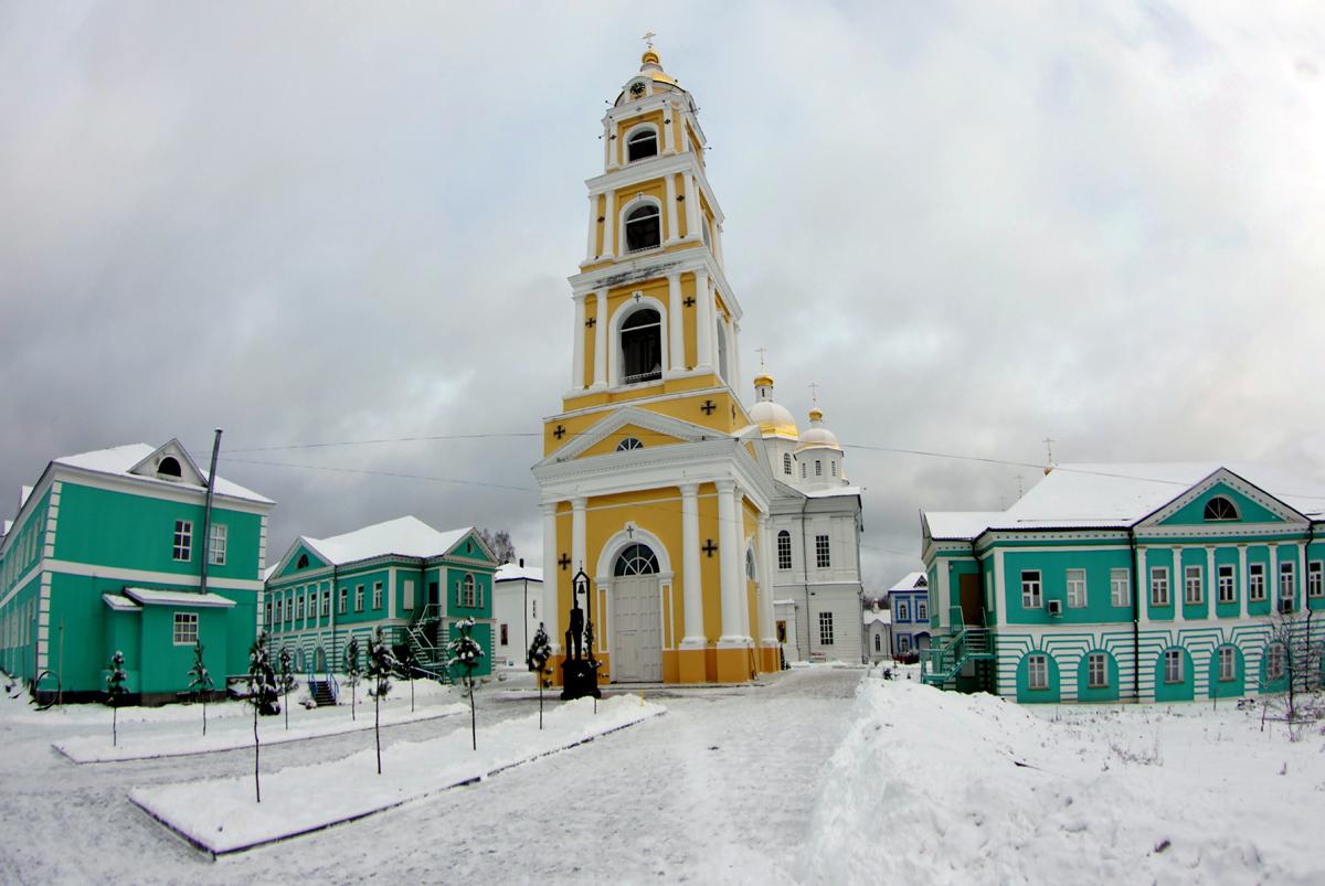 Оранский Богородицкий монастырь