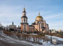 Саратовский Свято-Алексиевский женский монастырь