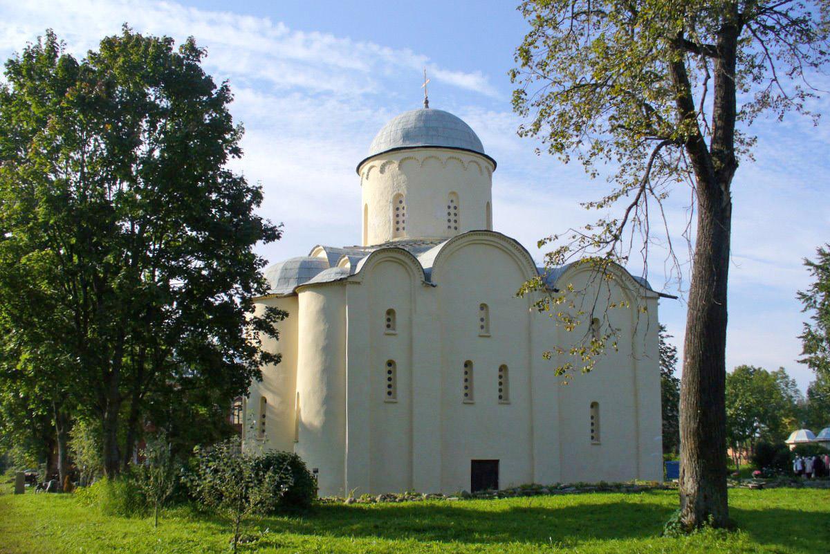 Староладожский Успенский женский монастырь