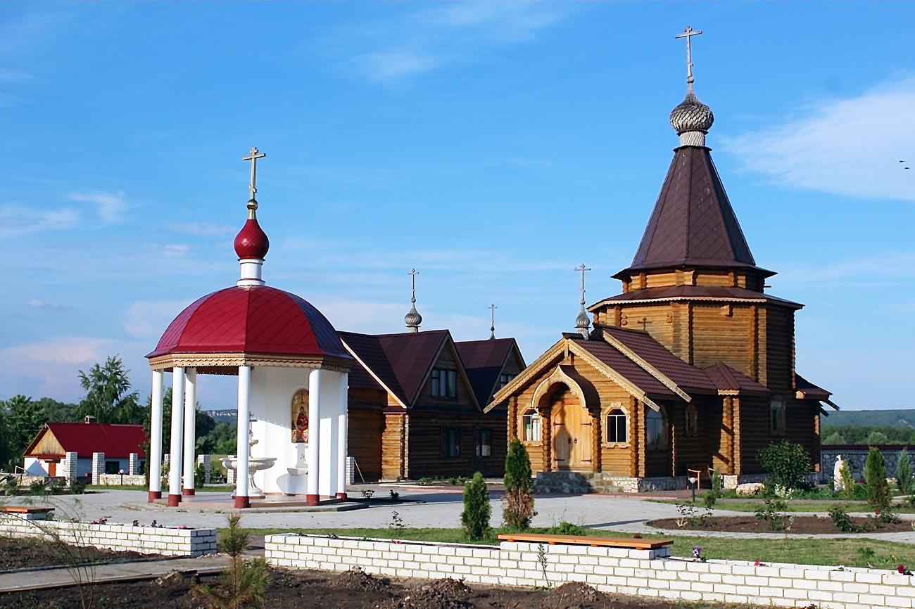 Заволжский Ильинский женский монастырь