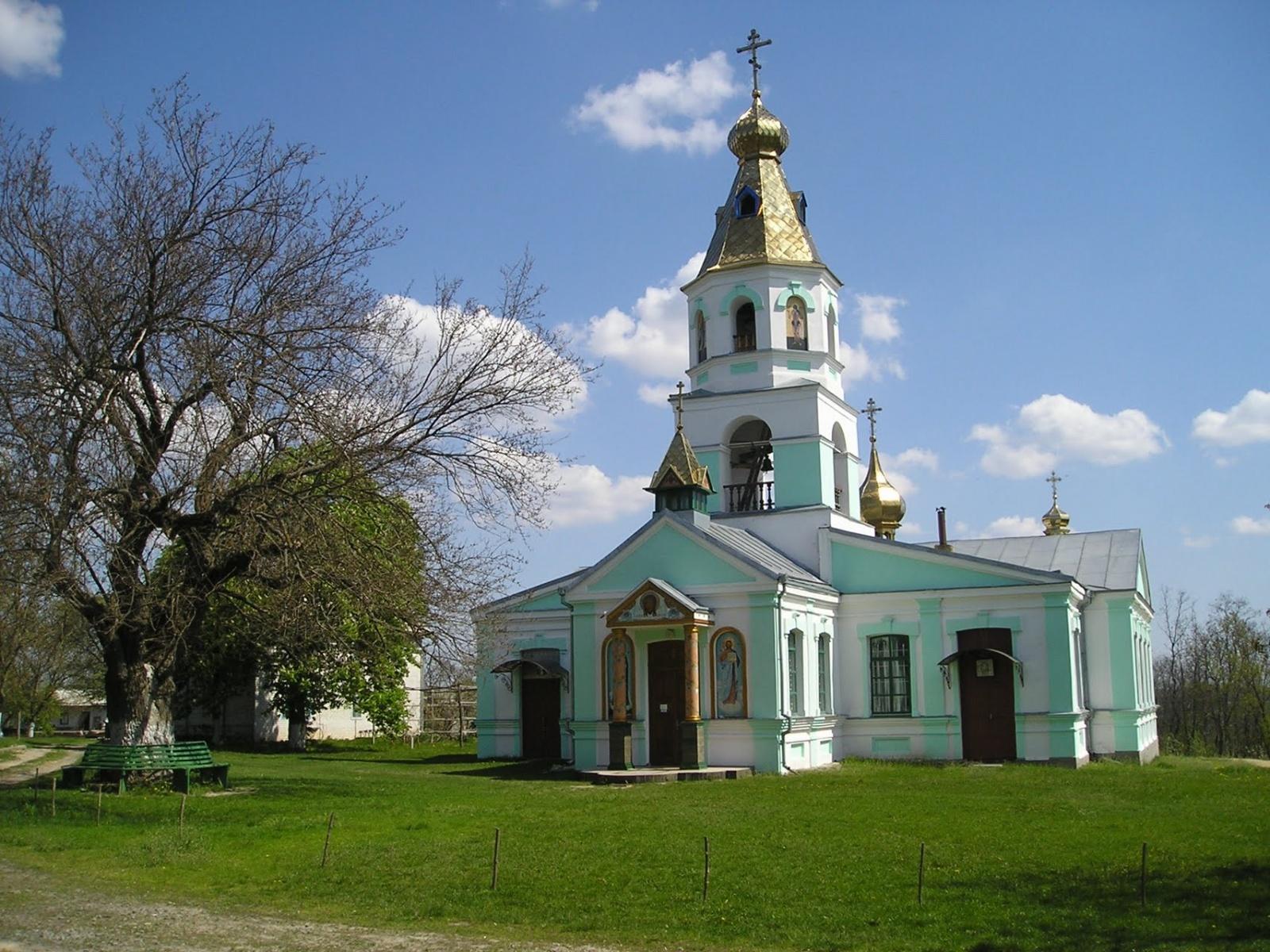 Жаботинский Онуфриевский монастырь