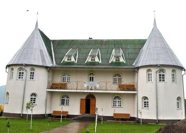 Иоанно-Предтеченский монастырь с. Бедевля