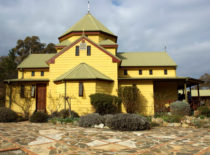 Преображенский монастырь г. Бомбала