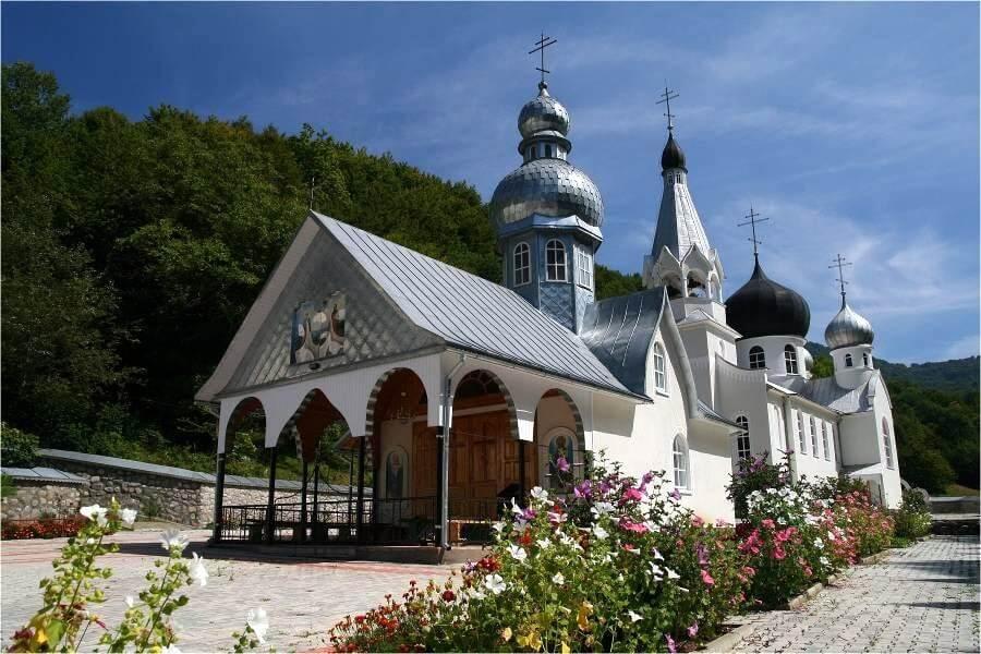 Архангело-Михайловский монастырь с. Драгово-Забродь