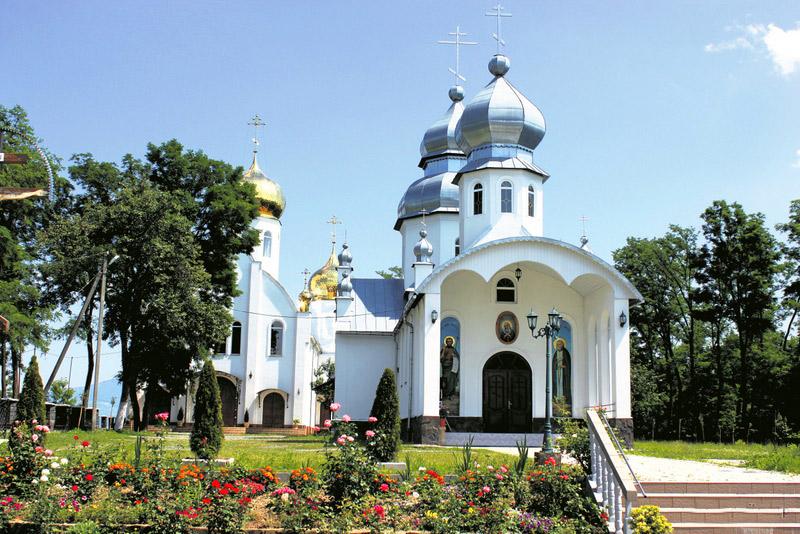 Женский монастырь пророка Иоанна Предтечи с. Дубровка