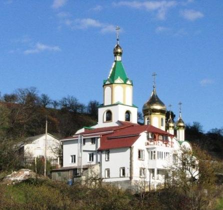 Михайловский мужской монастырь с. Грушево