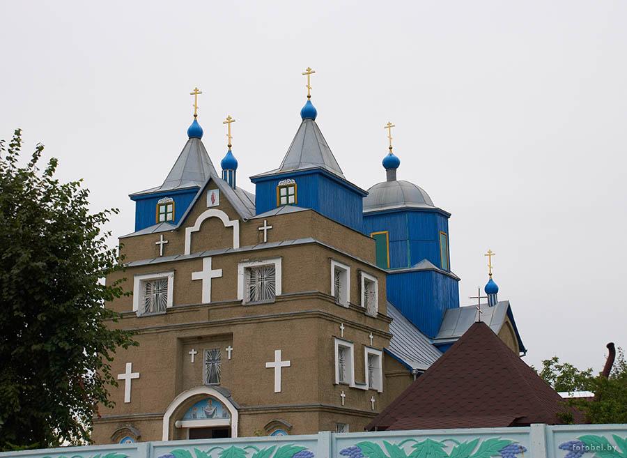 Покровский женский монастырь г. Хойники