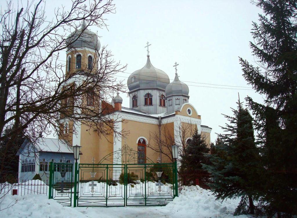 Рождество-Иоанно-Предтеченский мужской монастырь с. Великая Калиновка