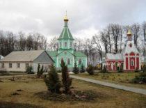 Серафимо-Саровский монастырь с. Новомакарово