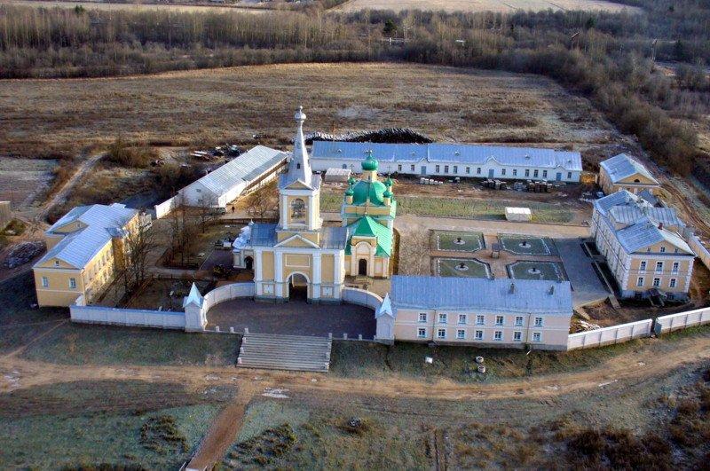 Введено-Оятский (Введенский) монастырь