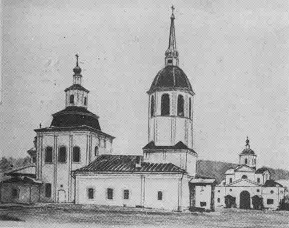 Троицкий Селенгинский мужской монастырь