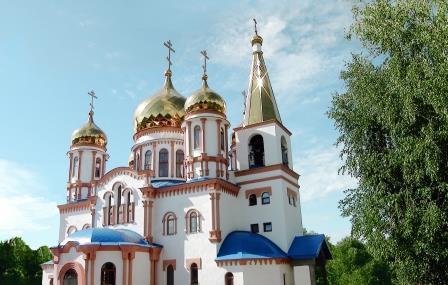 Благовещенский женский монастырь г. Стерлитамак