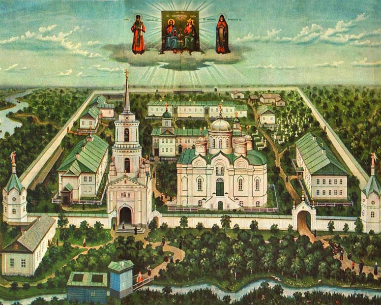 Свято-Тихоновский Преображенский женский монастырь