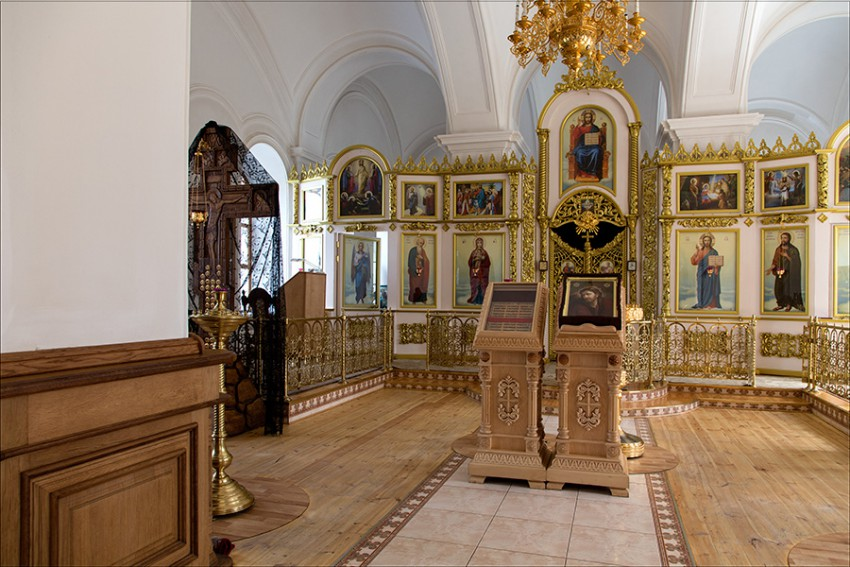 Толшевский Преображенский женский монастырь