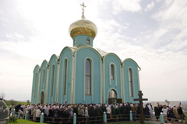 Воскресенский мужской монастырь г. Ужгород