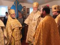 Митрополит Иларион освятил новый иконостас в Статен-Айленд
