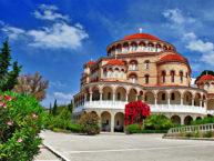 Монастырь Святой Троицы в Эгине (Монастырь святого Нектария)