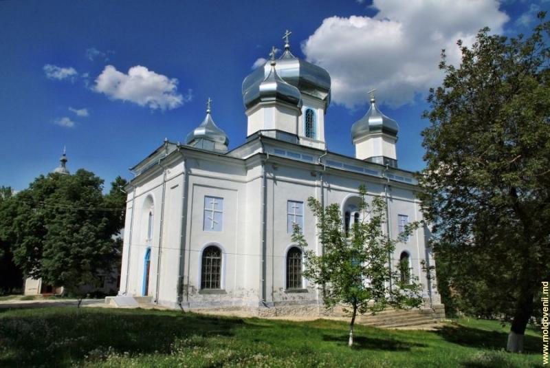Гырбовецкий Успенский монастырь