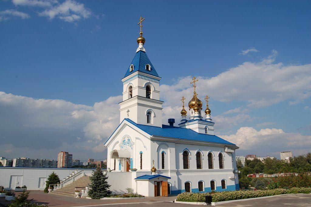 Иверский женский монастырь г. Ростов-на-Дону