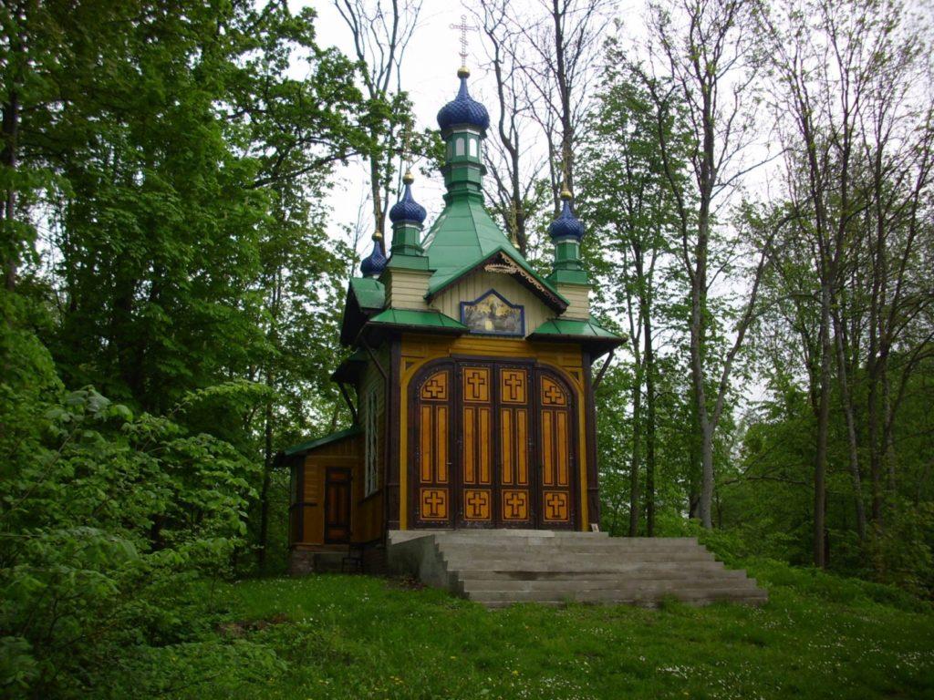 Яблочинский Онуфриевский монастырь