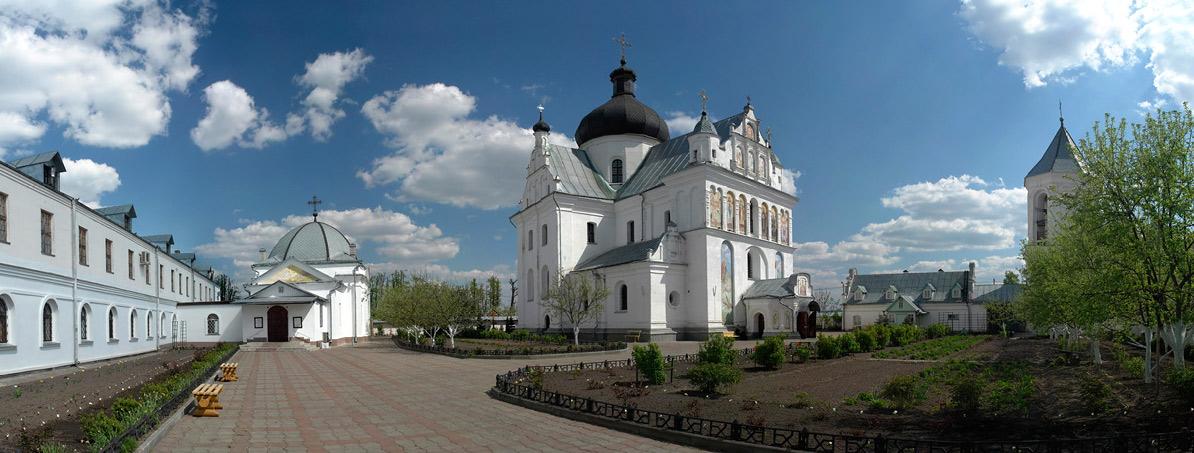 Могилевский Никольский женский монастырь