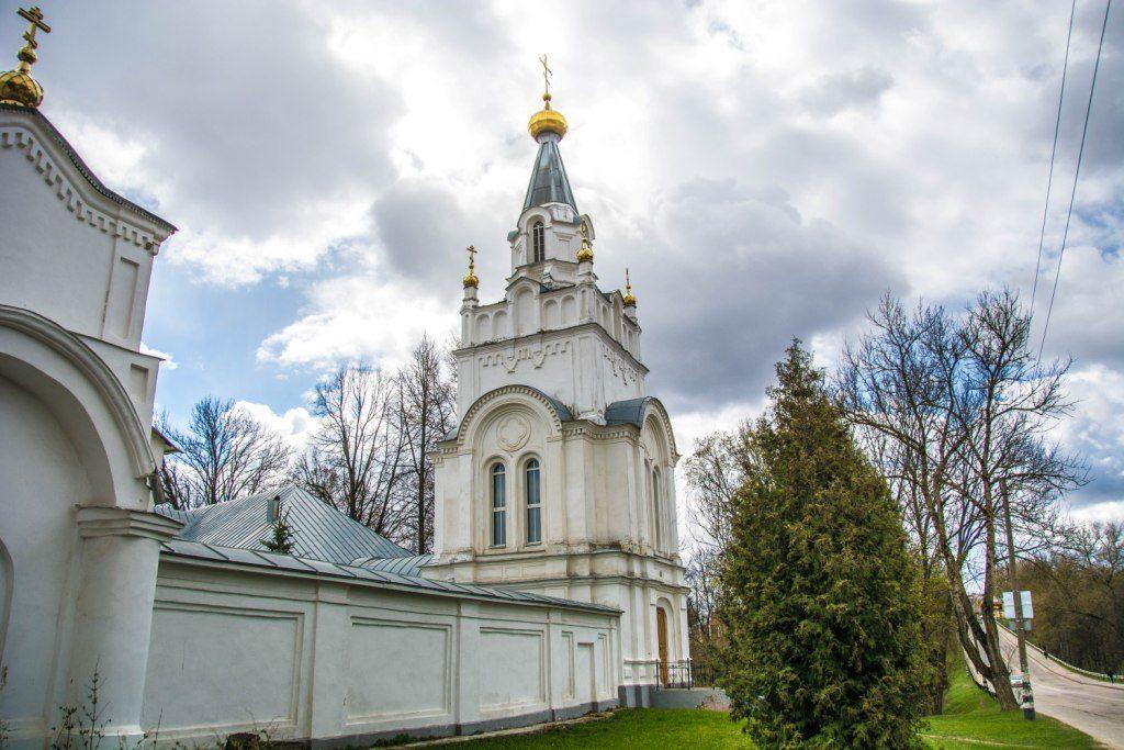 Рославльский Преображенский монастырь